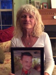 MaryBeth Chichocki is determined to make a difference having lost her son, Matt, to a drug overdose.