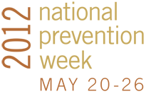 Take the Pledge - The National Prevention Week Pledge