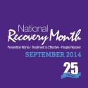Get Ready, Get Set – Recovery Month 2014