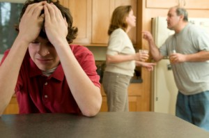 Children of Alcoholics experience brain changes as a consequence of living with a parent's alcohol abuse or alcoholism.