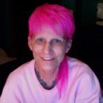 Sarah-Pink Welch, Ph.D. - 41 years!