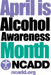 Alcohol Awareness Month - April 2013